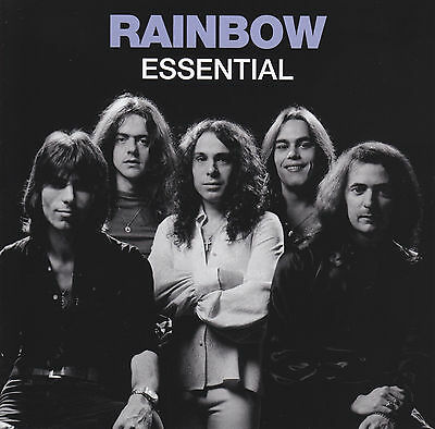 RAINBOW - ESSENTIAL CD ~ BEST OF/GREATEST HITS ~ RITCHIE BLACKMORE 70's *NEW*