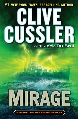 Mirage (Oregon Files) by Du Brul, Jack B Book The Cheap Fast Free Post