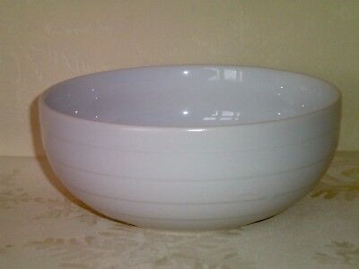 "Hornsea Swan Lake Grey Soup Cereal Bowl 5.5"" dia Very Good Condition Vintage"