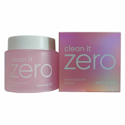 Banila co Clean It Zero Cleansing Balm Original 180ml Big Size
