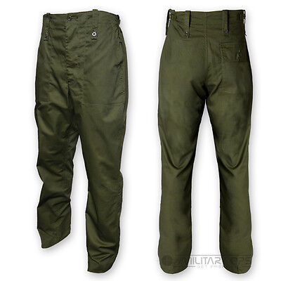 British Army Issue Lightweight Trousers Genuine Pre Soldier 95 Combat Vintage