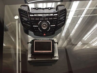 Ford Fiesta St 180 Mk7 2008 2017 Stereo Radio Cd Player Sat Nav