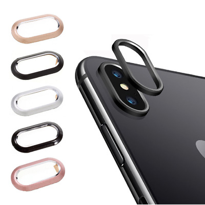 For iPhone X / XS / XR / XS Max Rear Camera Lens Protector Ring *** US Seller***