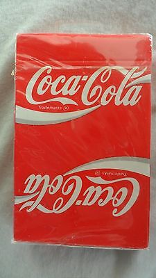 COCA COLA PLAYING CARDS - US Playing Card Co.