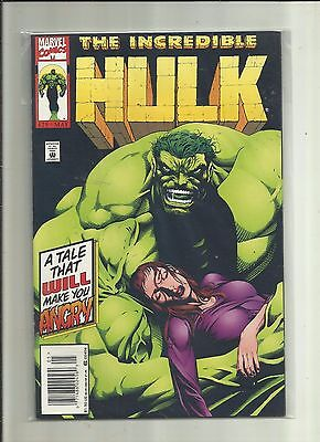 The Incredible Hulk  #429 .  Marvel Comics  .may 1995.
