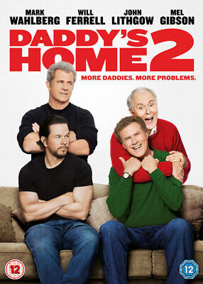 Daddy's Home 2 DVD (2018) Mark Wahlberg, Anders (DIR) cert 12 Quality guaranteed