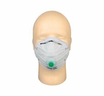 PneumaticPlus CleanTop C270V Respirator Dust Mask - NIOSH N95 Approved