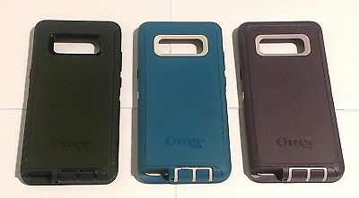 OtterBox Defender Series Case for Galaxy Note 8, face ONLY (NO Clip) - colors
