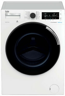 NEW Beko BFL103ADW 10kg Front Load Washing Machine with Autodose