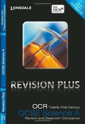 OCR 21st Century Science A: Revision and Classroom Companion by MacAdam, Andrew