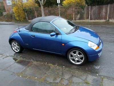 Ford Ka Street Luxury Convertible  Mls Mot Dec
