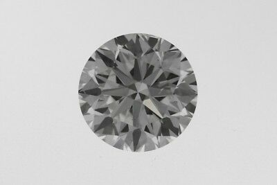 1.51 Carat J SI1 Round Brilliant Cut Loose Diamond for Engagement Ring #O10289