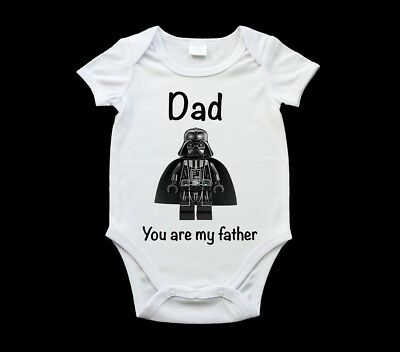 AU Stock Newborn Baby Boys Star Wars Bodysuit Romper Jumpsuit Outfit Clothes