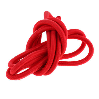 6mm Bungee Cord Shock Cord Marine Grade Stretch Cord Tie Down Roof Rack Trailers