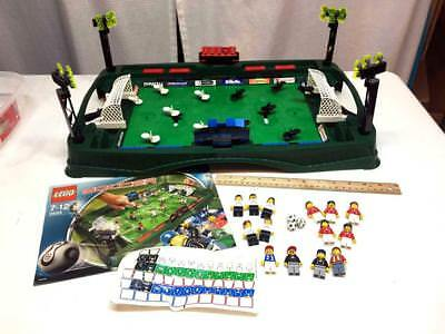 LEGO SET 3569 Grand Soccer Stadium Incomplete With Minifigures ...
