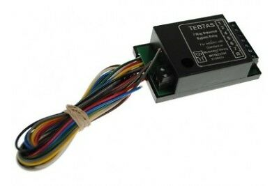 MP3877B 12V 7 Way Bypass Relay