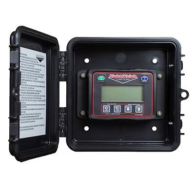 Right Weigh 201-EDG-01B Exterior Digital Load Scale for 1 HCV Air Suspensions