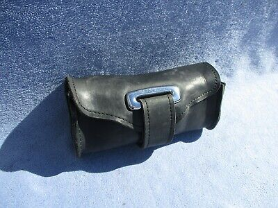 Harley Davidson fatboy windshield pouch bag touring softail dyna sportster