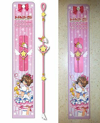 Cardcaptor Sakura Lace Bracelet Sealing Wand & Star Wand Ensky CLAMP Licensed NW