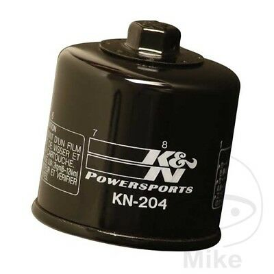 Yamaha YFM 450 FWAD FGPHA Grizzly EPS K&N Premium Oil Filter (KN-204)