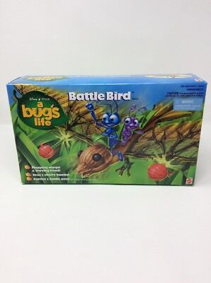 Disney A Bug's Life Battle Bird New In Sealed Box