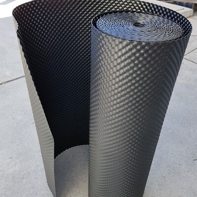 Root Barrier Dimpled 1200mm W x 30m  L x 1mm thick (per roll) Australian made