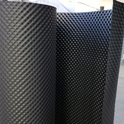 Root Barrier Dimpled 900mm W x 30m  L x 1mm thick (per roll) Australian made