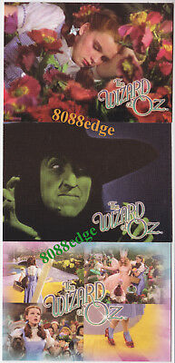 "2006 Breygent ""the Wizard Of Oz"" Series 2 Promo Promotional Sample 3 Card Set"