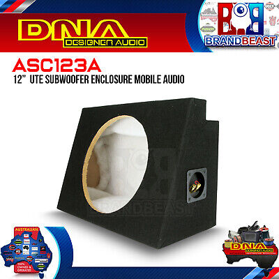 Dna Asc123A 12In Ute Subwoofer Enclosure Mobile Audio ASC123A