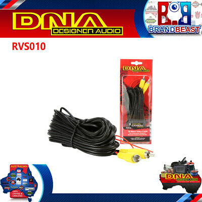 Dna Rvs010 10 Metre Video Cable Mobile Safety RVS010