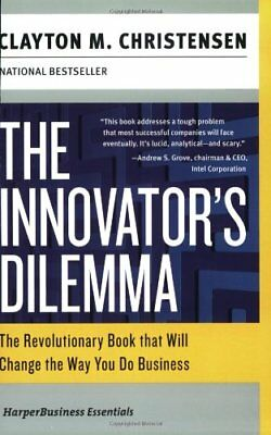 The Innovator's Dilemma: The Revolutionary Book That ... by Christensen, Clayton