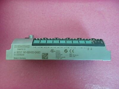 1PC USED Sealed Siemens 6ES7141-6BH00-0AB0