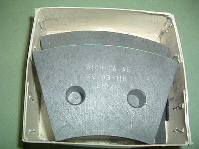 Wichita ........40083-118 412/1........... Pads X 2 As Shown 78101-110 New Boxed