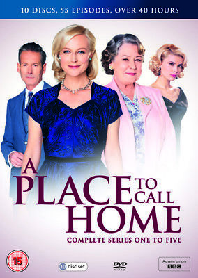 A Place to Call Home: Complete Series One to Five DVD (2018) Marta Dusseldorp