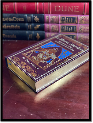 Tales of King Arthur & Knights of the Round Table - Mallory New Deluxe Hardcover