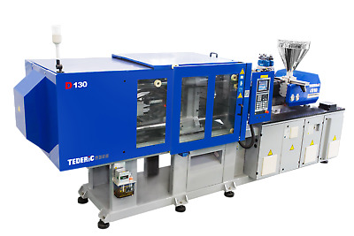2018 Tederic D130 Injection Molding Machine