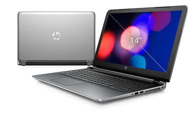 HP Pavilion 14 Laptop Core i3-4TH GENERATION 1.80GHz 6GB Ram 750GB HDD Webcam