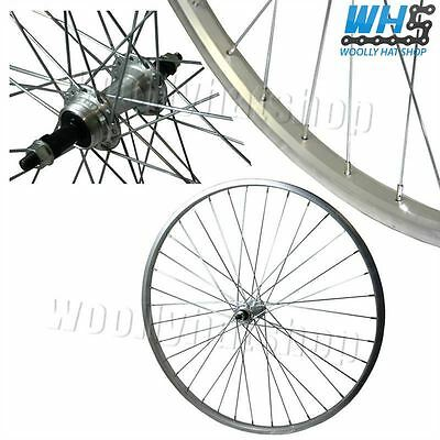 """26"""" Mountain Bike Rear Wheel Bolted Screw On with SEALED BEARINGS"""