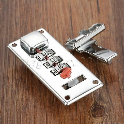 65*29mm Luggage Suitcase Toolbox Wine Case Chest Password Lock Latch Hardware