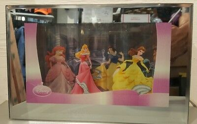 Moving Picture Night Light Disney Princesses. Moves but light doesn't work