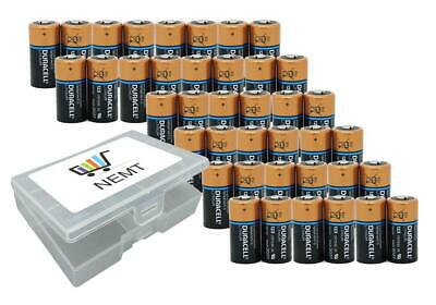 40 Duracell CR 123 in NEMT Box Ultra Lithium Foto CR17345 DL123A Foto Batterie