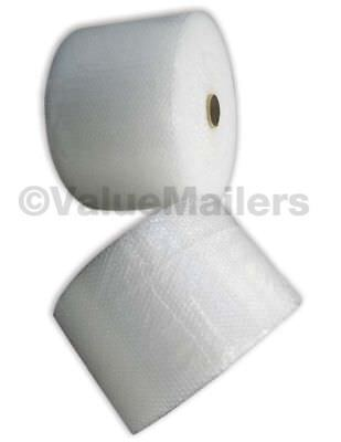 "BUBBLE WRAP® Rolls Small 3/16', Medium 5/16"", Large 1/2""  Perforated Fast Ship"