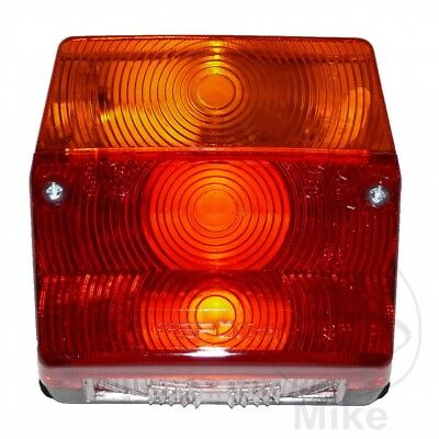 Tail Light Cluster 3-Part Asp 102.98.75