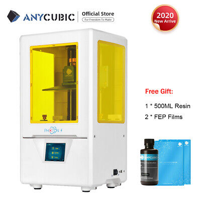 AU STOCK ANYCUBIC 3D Printer Photon UV Resin SLA High Precision Touch Screen
