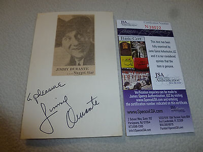 Entertainment Memorabilia Cheap Price Lillian Roth Signed Autographed 3x5 Card Jsa Certified High Resilience