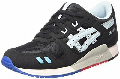 Nero black/crystal Blue 9040 ASICS Gel Lyte III GS Scarpe da Gin