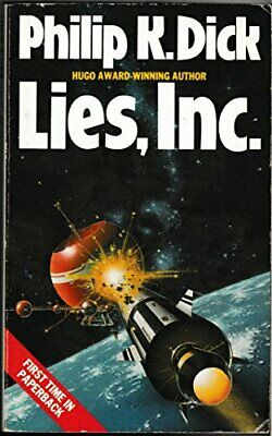 Lies, Inc. (Panther Books) by Dick, Philip K. Hardback Book The Cheap Fast Free