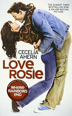 Love, Rosie (Where Rainbows End) by Ahern, Cecelia Book The Cheap Fast Free Post