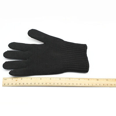 Metal Mesh Yarn Stainless Glove Fishing Fillet Filleting Protection Knife CMX