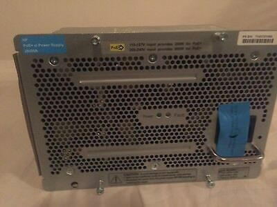 HP J9306-69001 ProCurve PoE+zl 1500W Power Supply 5189-6864 J9306A FREE SHIPPING